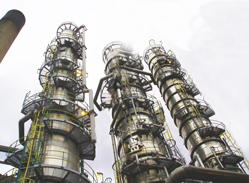 Olefins Process Turnaround, Montreal Plant Sentinel Canada